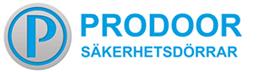 Säkerhetsdörrar från Prodoor